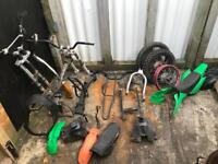 Pitbike parts need gone ASAP!!!