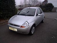 Ford KA Style 1.3 (2008) 73,000 miles