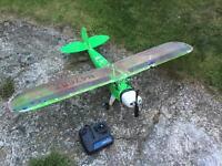 Hobbyzone rc plane