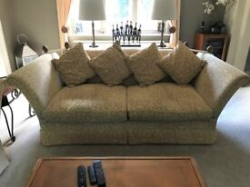 Laura Ashley 'Langham' style Large Two Seater Sofa