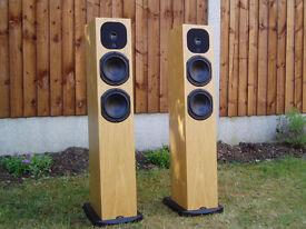 Neat Motive SX1 Floorstanding Loudspeakers - Near Mint Condition