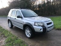 Land Rover Freelander 2005 2.5 V6 HSE, FSH, 2 keys, Low mileage, Sat nav, TOP SPEC!!!
