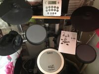 Roland hd3 electric drum kit