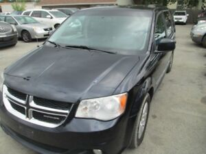 2011 Dodge Grand Caravan Crew,Power doors, Dvd