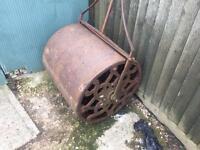 Vintage cast iron roller for sale
