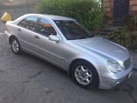 D.I.E.S.E.L. MERCEDES' C220 CDTI, 2003,MODEL 170K, 10 MOT CHEAP CAR £899
