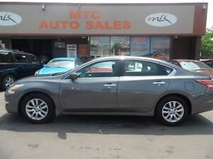 2014 Nissan Altima 2.5 S, BLUETOOTH, KM: 56K!!