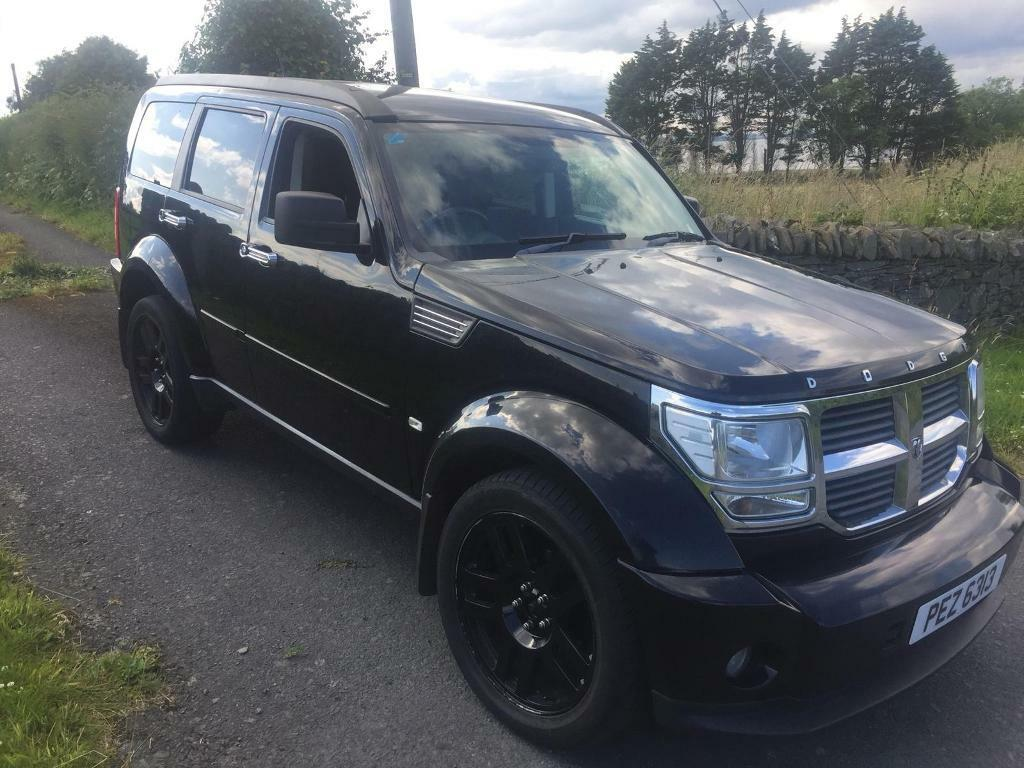 Dodge Nitro Jeep  Special Edition With Full Mot Consider Px Or Swaps