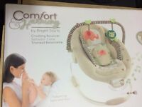 Comfort & Harmony Cradling Baby Bouncer (New)