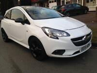 2015 VAUXHALL CORSA LIMITED EDITION FULL SERVICE HISTORY LONG MOT EXCELLENT CAR
