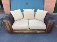 2 seater sofa for sale in Exeter