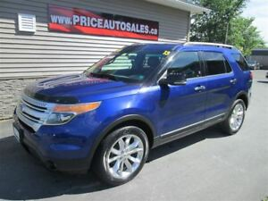 2013 Ford Explorer XLT-HEATED LEATHER-NAVIGATION-BACK-UP CAM!!!
