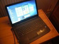 Hewlett Packard 15-ay080na 15.6 inch HD laptop.