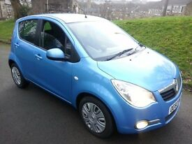 VAUXHALL AGILA 1.0 ECOFLEX ~ JUST £30 TAX - Not Corsa