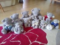 Collection of Me to You bears