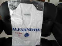 QUALITY LADIES SECURITY WORK BLOUSES SIZE 14 -£3 EACH- 6 AVAILABLE