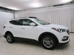 2018 Hyundai Santa Fe FEAST YOUR EYES ON THIS BEAUTY!! SPORT AWD