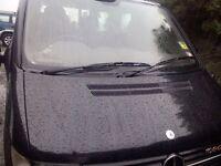 Mercedes vito 108 cdi taxi bus 2002