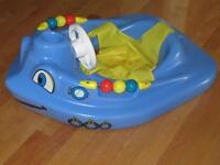 Bateau piscine pour bébé / Tug Boat Baby Float