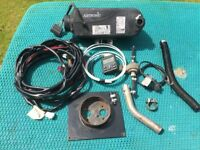 Eberspacher D2 12 Volt Diesel Night / Cab Heater Inc 7 Day Diagnostic Timer.
