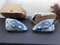 Honda Civic ep3 headlights