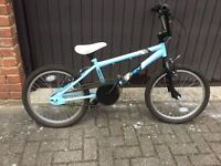 "Fierce Indi BMX Bike, 20"" wheels"