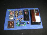 Morse Code parts selection, Keys Buzzers etc.