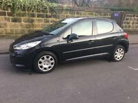 2008 08 PEUGEOT 207 1.4 11 MONTHS MOT DRIVES PERFECT 5 DOOR ( CHEAP TO INSURE IDEAL FIRST CAR )
