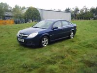 2006 FACELIFT VAUXHALL VECTRA C 1.8 LONG MOT FSH CRUISE CONTROL LEATHER INTERIOR LOVELY EXAMPLE