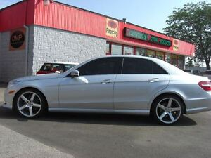 2010 Mercedes-Benz E-Class E350 4MATIC * Sunroof / Leather* London Ontario image 7