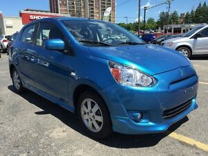 2014 Mitsubishi Mirage LIKE NEW l 7,000km l HEATED SEATS Kitchener / Waterloo Kitchener Area image 6