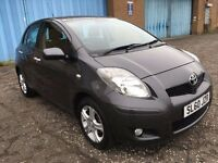 (60) Toyota YARIS TR 1.3 , mot - April 2018 , full service history ,2 owners,jazz,polo,fiesta,corsa