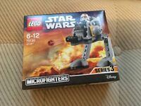 LEGO 75130 Star Wars Microfighters - AT-DP Set (New) - Collect Only