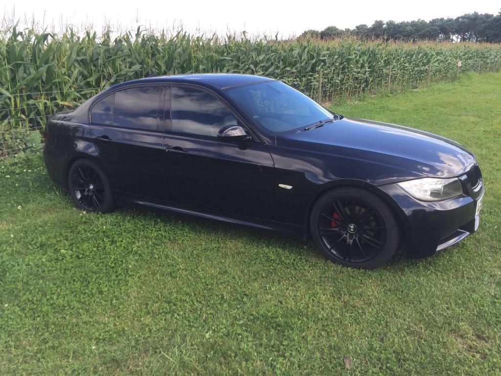BMW 325 m sport