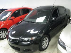 2008 Mazda MAZDA3 AUTO!FULLY CERTIFIED@NO EXTRA CHARGE!