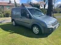 FORD TRANSIT CONNECT VERY CLEAN CONDITION LONG MOT SOLID VAN DRIVES AND LOOKS SUPERB