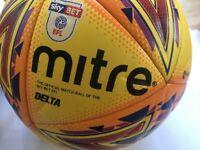 Mitre delta hyperseam legend football