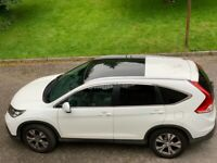 Honda, CR-V, Estate, 2014, Other, 2199 (cc), 5 doors