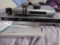 lite-on hdd+dvd recorder. comes with freeview decoder. in good working order.