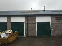 Unit 3 Duchy Yard Workshops, Princetown - TO LET