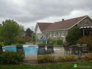 425 000$ - Domaine et villa à vendre à St-Elzéar-de-Beauce