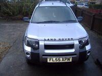 freelander td4 adventurer 2005 £1500 no offers
