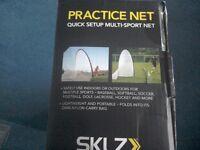 Sklz practice net