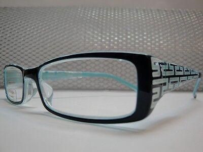 Men Women CONTEMPORARY STYLE BLUE  READING EYE GLASSES COOL FRAMES READERS (Cool Frames For Men)