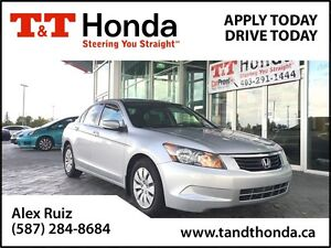 2010 Honda Accord LX *Air Conditioning, Remote Starter*