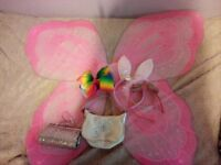 Fairy Wings Accessory + 6 other accessorises