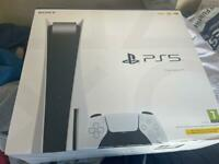 PlayStation 5 Brand New sealed with receipt