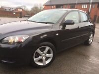 MAZDA 3 TS HATCHBACK 1.6LIT WITH 78K IN PERFECT CONDITION