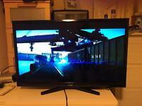 "Luxor 32"" smart TV"
