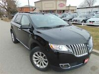 2011 Lincoln MKX NAVIGATION PANORAMIC AWD